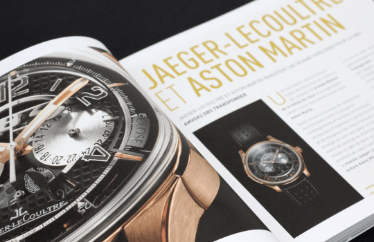 project thumb image Jaeger-Lecoultre