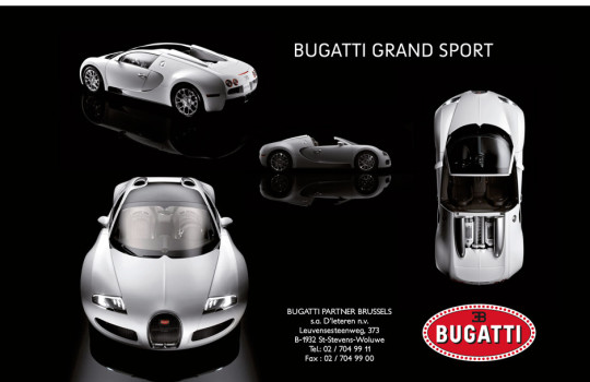 project thumb image Bugatti